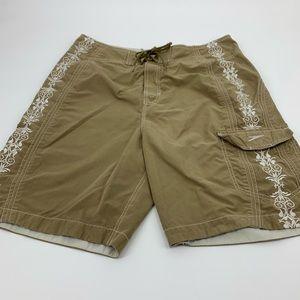Speedo men's board shorts bathing suit size 36